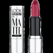 Bild: LOOK BY BIPA Perfect in Matte Lippenstift berry addict