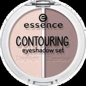 Bild: essence Contouring Eyeshadow Set 01mauve meets marshmallows