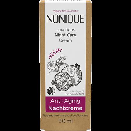 NONIQUE Anti-Aging Nachtcreme