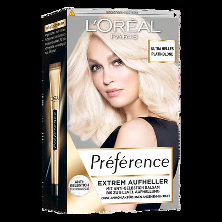 L'ORÉAL PARIS Préférence les Blondissimes