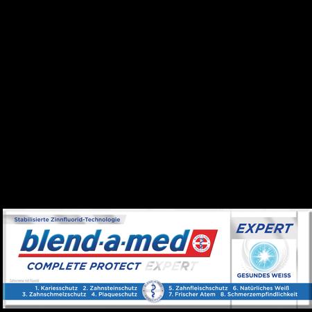 blend-a-med complete Protect Expert gesundes weiß