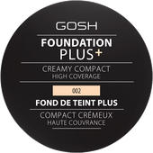 Bild: GOSH Foundation Plus+ Creamy Compact 002 ivory