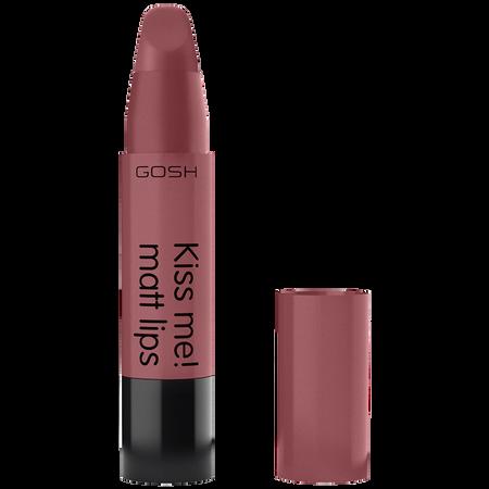 GOSH Kiss me! matt lips Lippenstift