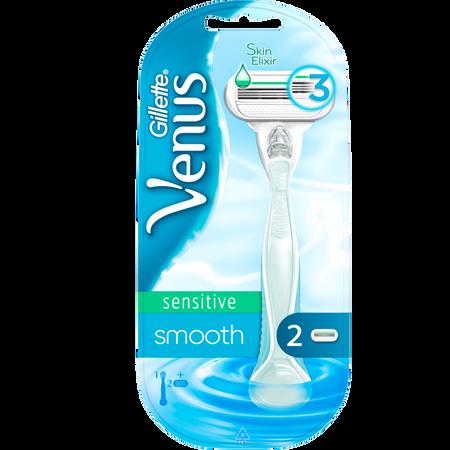 Gillette Venus Smooth Sensitiv Rasierer