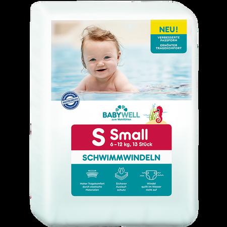 BABYWELL Schwimmwindeln S 6-12 kg