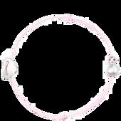 Bild: nomi flea goes around comes around Armband rosa