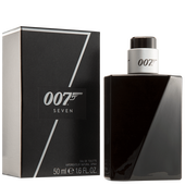 Bild: James Bond 007 Seven Eau de Toilette (EdT) 50ml