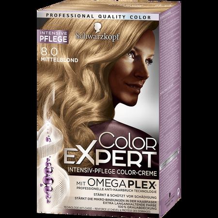 Schwarzkopf Color Expert Intensiv-Pflege Color-Creme