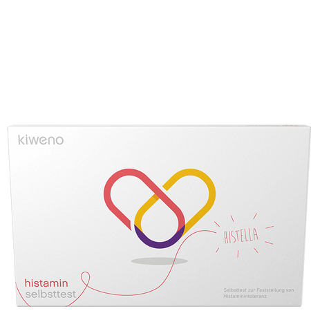 kiweno Histella Histaminintoleranz Test