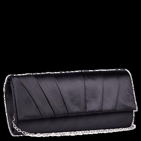 LOOK BY BIPA Abendtasche schwarz