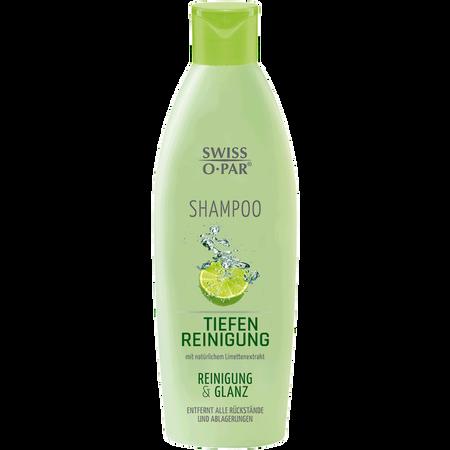 Swiss O Par Tiefenreinigung Shampoo