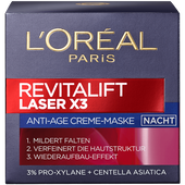 Bild: L'ORÉAL PARIS Revitalift Laser X3 Nachtpflege