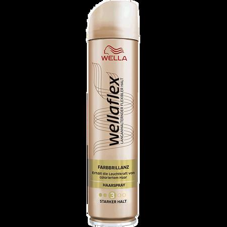 WELLA wellaflex Color Glanz Haarspray
