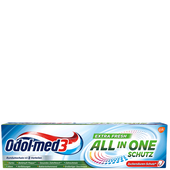 Bild: Odol-med3 Zahncreme All In One Schutz Extra Fresh