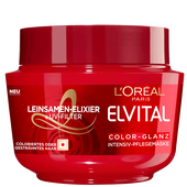Bild: L'ORÉAL PARIS ELVITAL Color-Glanz Intensiv-Pflegemaske