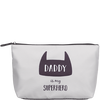 Bild: LOOK BY BIPA Kosmetiktasche 'Daddy is my Superhero'