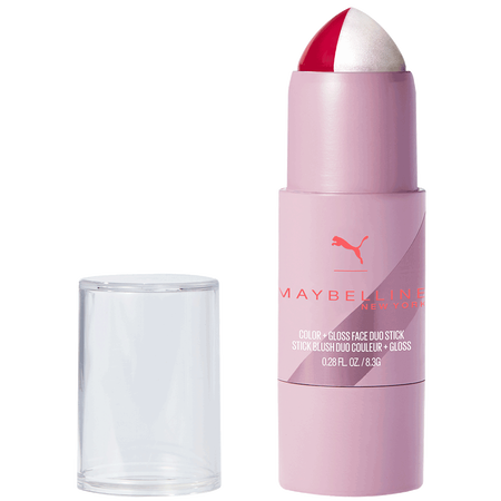 MAYBELLINE Puma Color + Gloss Duo Face Stick