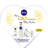 Bild: NIVEA Q10 Power Pflege-Routine
