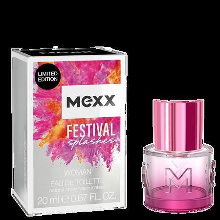 Mexx Festival Splashes Woman Eau de Toilette (EdT)