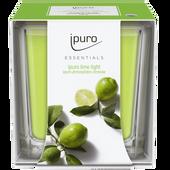Bild: ipuro Duftkerze Essentials Lime Light