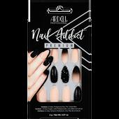 Bild: ARDELL Nail Addict Premium Kunstfingernägel Black Stud & Pink Ombré