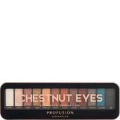 Bild: profusion cosmetics Chestnut Eyes Eyeshadow Makeup Case