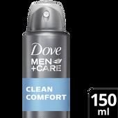 Bild: Dove MEN+CARE Clean Comfort Deospray