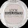 Bild: LOOK BY BIPA Highlighter Eyes + Face all u need is glow