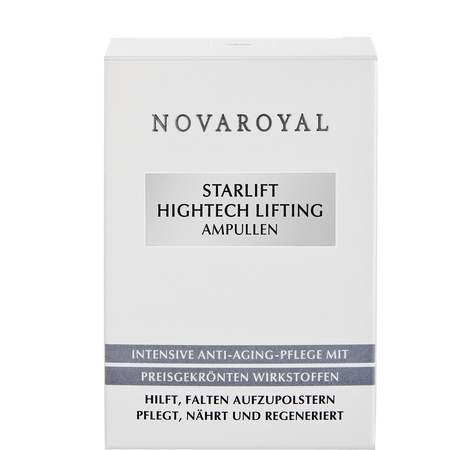 NOVAROYAL Starlift Hightech Lifting Ampullen