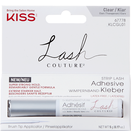 KISS Lash Couture Glue Clear