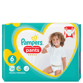 Bild: Pampers Premium Protection Pants Gr. 6 (15+ kg) Jumbo Pack