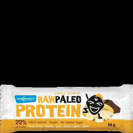 Max Sport Raw Paleo Protein Jungle Banana