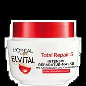Bild: L'ORÉAL PARIS ELVITAL Anti-Haarbruch Reparatur-Maske