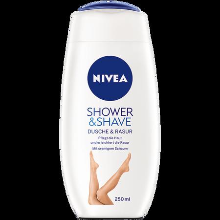 NIVEA Shower & Shave 2-in-1 Duschgel