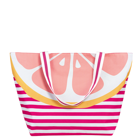 LOOK BY BIPA Badetasche Grapefruit