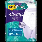 Bild: always discreet Pants plus medium