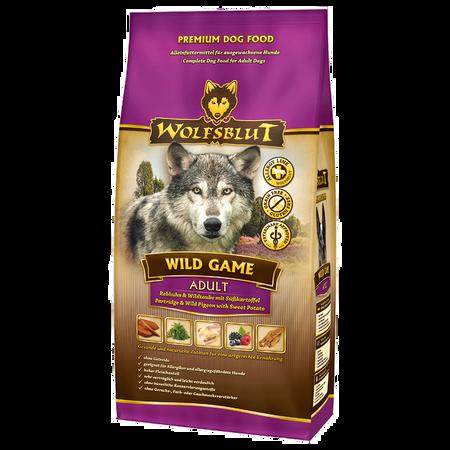Wolfsblut Wild Game Adult