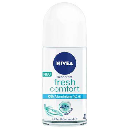 NIVEA Fresh Comfort Deo Roll-on