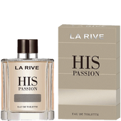 Bild: LA RIVE His Passion Eau de Toilette (EdT)