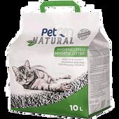 Bild: PetQM Natural Hygiene Katzenstreu