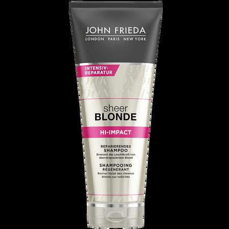 JOHN FRIEDA Sheer Blonde Hi-Impact Reparierendes Shampoo