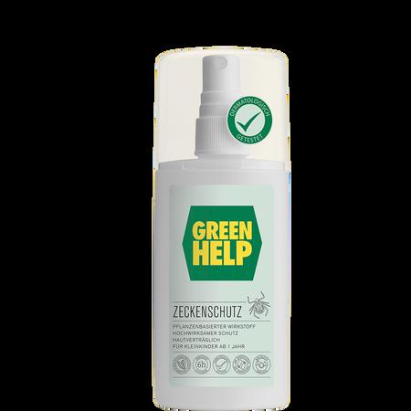 GREEN HELP Zeckenschutz Spray