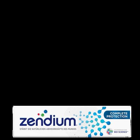 Bild: zendium Zahnpasta Complete Protection  zendium Zahnpasta Complete Protection
