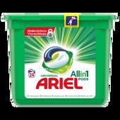 Bild: ARIEL All in 1 Pods Vollwaschmittel