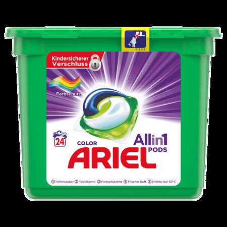 ARIEL All in 1 Pods Color Farbschutzmittel