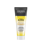 Bild: JOHN FRIEDA Sheer Blonde Go Blonder aufhellender Conditioner mini