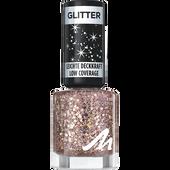 Bild: MANHATTAN Glitter Nail Polish 110 disco diva