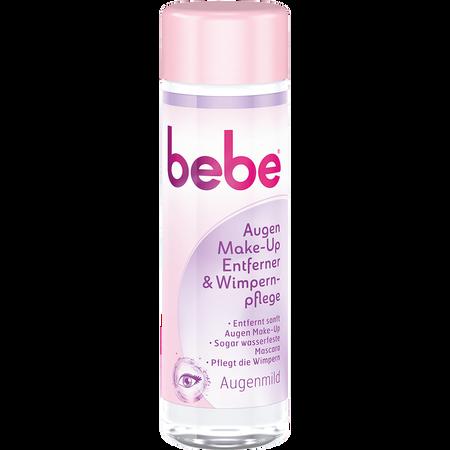 bebe Young Care Augen Make-up Entferner & Wimpernpflege