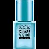 Bild: LOOK BY BIPA Metal Vision Nagellack blue  oxidation