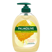 Bild: Palmolive Naturals milk & honey Handseife